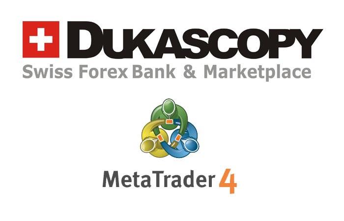 Импорт котировок из Dukascopy
